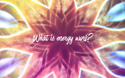 What is energy work?